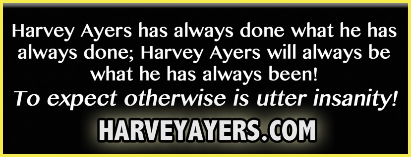 Harvey Ayers Always Been2