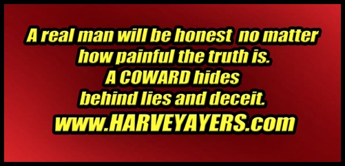 Harvey Ayers Liar Dishonest